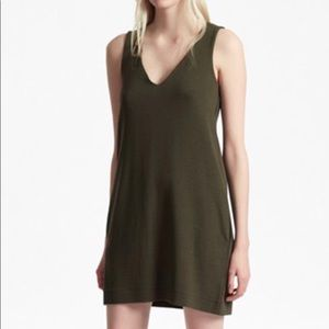 NWOT French connection Sudan dress, size 2, grey